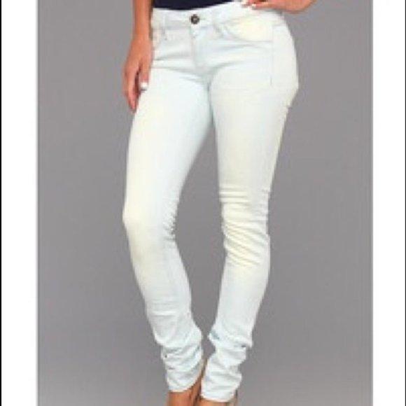 G-Star Raw Dexter slinky skinny light aged jeans
